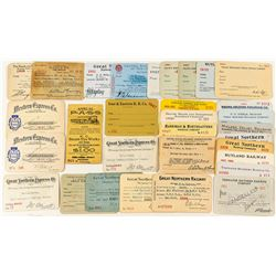 Western Railroad Pass Collection (31)