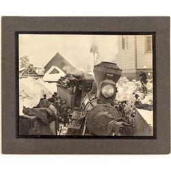 Train Crash Photograph