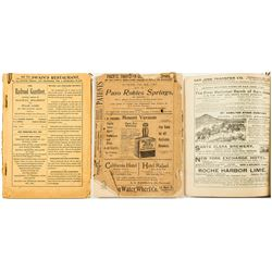 Western Railroad Gazetteer Guide