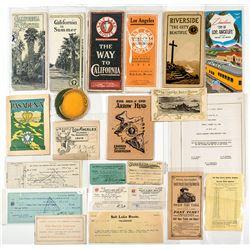 Southern California Railroad Archive