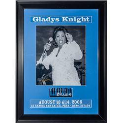 Midnight Train to Georgia, Gladys Knight, Reno 2005 Festival