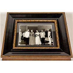 Actress/Princess Grace Kelly Grimaldi and Family