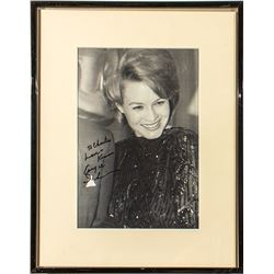 Angie Dickinson Autograph