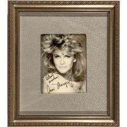 Ann Margret Autograph