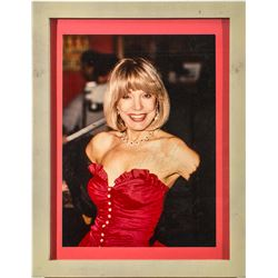 Terry Moore Autograph