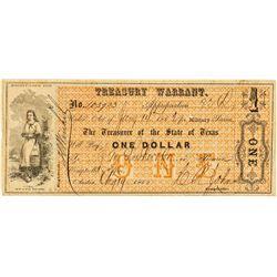 Treasury Warrant