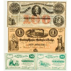 Midwestern Currency Notes
