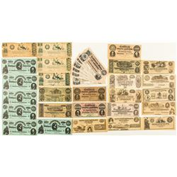 Confederate Advertising Currency