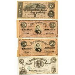 Confederate Currency from Richmond (4)