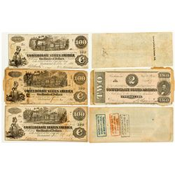 Richmond Confederate Currency (4)