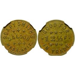 Soapy Smith Saloon Token