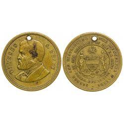Ulysses S. Grant Token