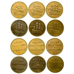 Prince Edward Island Tokens