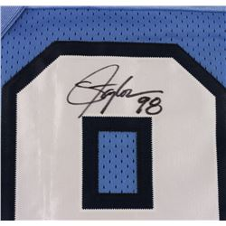 North Carolina Tarheels Lawrence Taylor Autographed Jersey