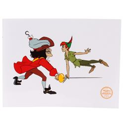 Peter Pan by The Walt Disney Company Limited Edition Serigraph