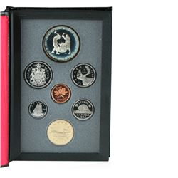1988 Royal Canadian 7 Coin Mint Proof Set