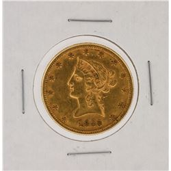 1885 $10 Liberty Head Eagle Gold Coin