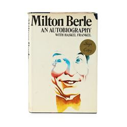 Signed Copy of Milton Berle: An Autobiography by Milton Berle