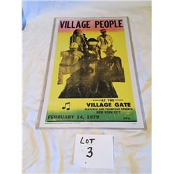 Village People Poster