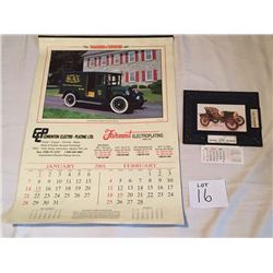 Vintage Calendars