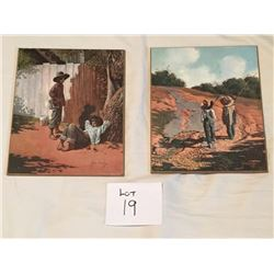 Vintage Tom Sawyer Prints