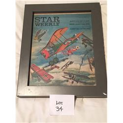 Framed Star Magazine