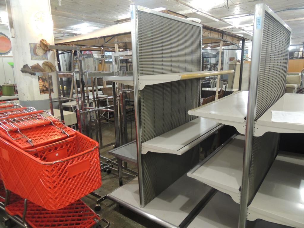 77 Gondola Shelf