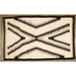 Navajo All Natural Textile Weaving