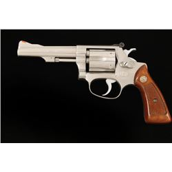 Smith & Wesson 63 Cal: .22 LR SN: M138150