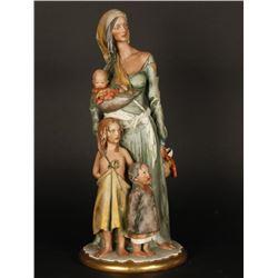 Cappe Porcelain Figurine