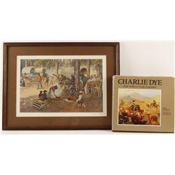 Fine Art Print by Charlie Dye
