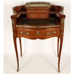 French Provincial Lady's Writing Desk