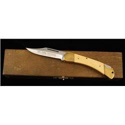 "Puma ""Whitetail"" Lock Back Knife"