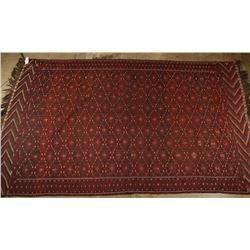 Soumak Textile Weaving