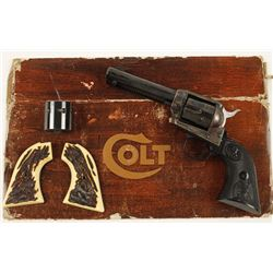 Colt Peacemaker Cal: .22LR/.22Mag. SN: G189854