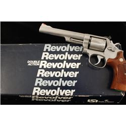 Smith & Wesson 68-2 Cal: .38 Spl SN: AEU5091