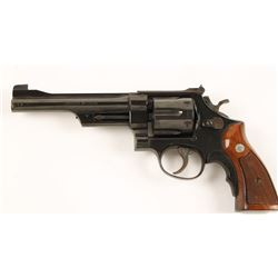 Smith & Wesson 27-2 Cal: .357 Mag SN: S316208