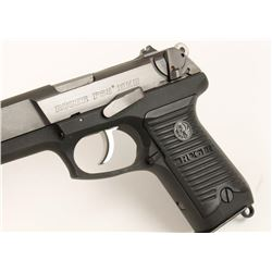 Ruger P85MKII Cal: 9mm SN: 304-08786