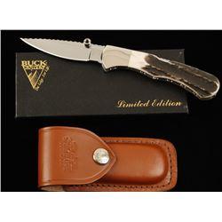 Buck Limited Edition Lockback Knife