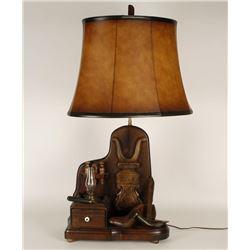 Cobbler's Tool Lamp