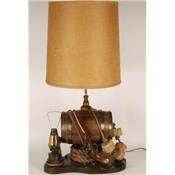 Pirate's Lamp