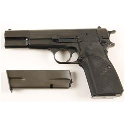 Browning Hi-Power 9mm SN: 71C28863