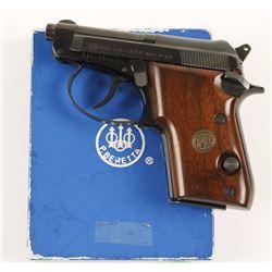 Beretta 21A Cal: .22 LR SN: BAS29880 U