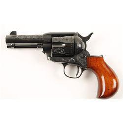 Cimarron New Thunderer .45 Colt SN: P13686