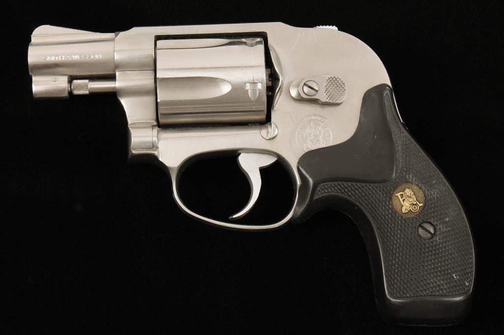 Smith & Wesson 649 Cal:  38 Spl SN: AVU7101