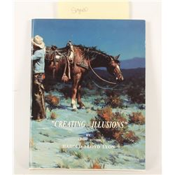 """Creating Illusions"" Western Art Book"