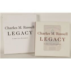 """""""Charles M. Russell Legacy"""" Book"""