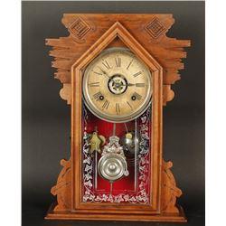 Eastlake Mantle Clock
