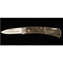 """Case """"Mini Lockback"""" One-Blade Jack Knife"""