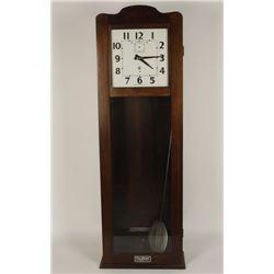 Amano Cincinnati Inc. Wall Clock